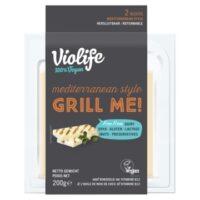 Violife mediterranean style grill me