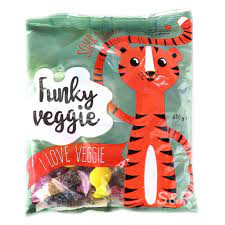 Funky Veggie sour candy