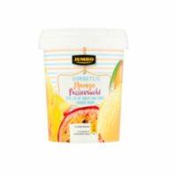 Jumbo sorbetijs mango passievrucht