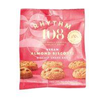 Rhythm 108 almond biscotti