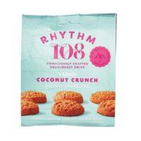 Rhythm 108 coconut crunch biscuit