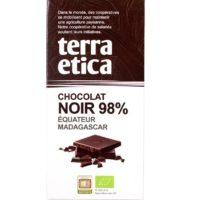 Terra Etica equateur madagascar 98%
