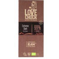 Lovechock raw extreme dark 99%