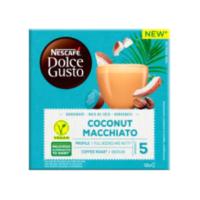 Nescafé coconut macchiato cups