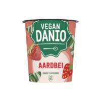 Danio vegan aardbei
