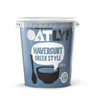 Oatly havergurt Greek style