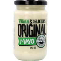 Mister Kitchen's vegan mayonaise original