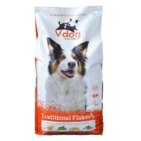 V-Dog hondenvoer flakes