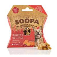 Soopa healthy bites cranberry & sweet potato