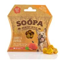 Soopa healthy bites carrot & pumpkin