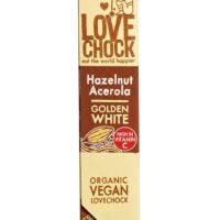 Lovechock hazelnut acerola golden white