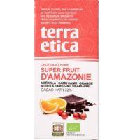 Terra Etica super fruit d'amazonie acerola camu camu sinaasappel