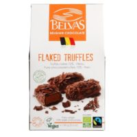 Belvas pure chocoladetruffels 72%