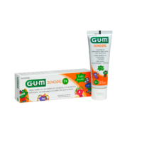 GUM junior tandpasta 7+