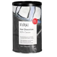 Vivani hot chocolate 62% cacao