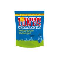 Tony's Chocolonely paaseitjes puur 70%