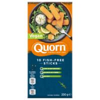 Quorn 10 fish-free sticks