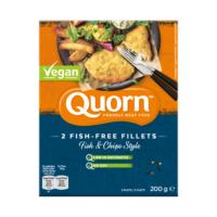 Quorn 2 fish-free fillets