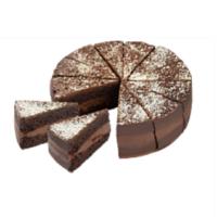 Multivlaai death by chocolate chocoladetaart