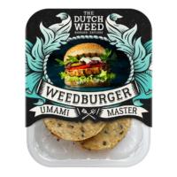 The Dutch Weed Burger umami master burger