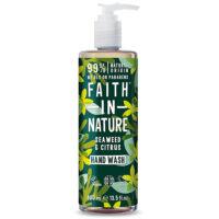 Faith in Nature handzeep zeewier & citrus