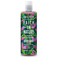 Faith in Nature lavendel & geranium shampoo