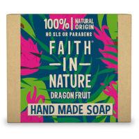 Faith in Nature zeep dragon fruit