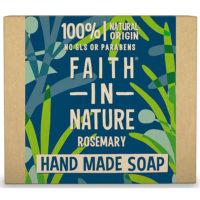 Faith in Nature zeep met rozemarijn