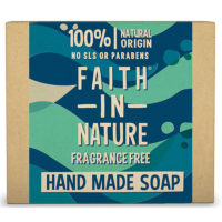 Faith in Nature zeep zonder geur