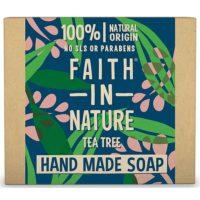 Faith in Nature zeep met tea tree