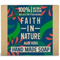 Faith in Nature zeep met aloë vera