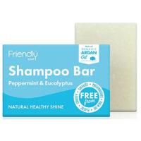 Friendlÿ shampoo bar met pepermunt & eucalyptus