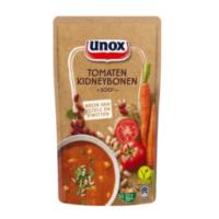 Unox soep tomaten kidneybonen