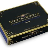 Booja Booja around midnight espresso truffles