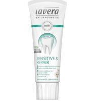 Lavera tandpasta sensitive and repair