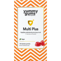 Yummygums multi plus