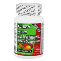 Deva vegan multivitamine
