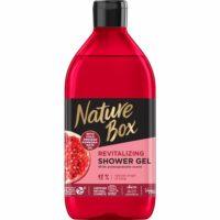 Nature Box pomegranate shower gel