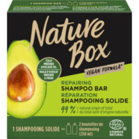 Nature Box repair shampoo bar