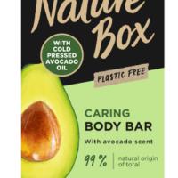 Nature box avocado body bar