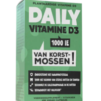 Daily Supplements vitamine D3