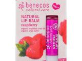 Benecos lippenbalsem raspberry