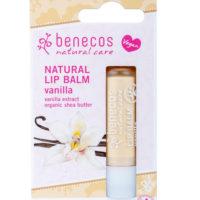 Benecos lippenbalsem vanilla