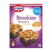 Dr. Oetker brookies