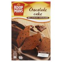 Koopmans chocoladecake
