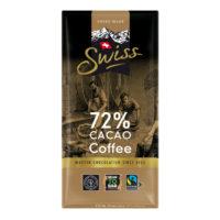 Swiss coffee 72%