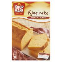 Koopmans fijne cake