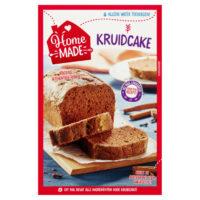 Homemade kruidcake