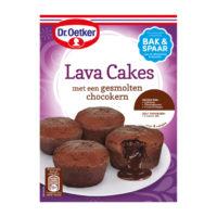 Dr. Oetker lava cakes