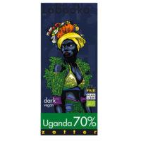 Zotter dark uganda 70%